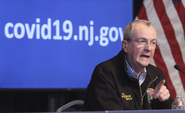 New Jersey Governor Talks Reopening in Radio Interview