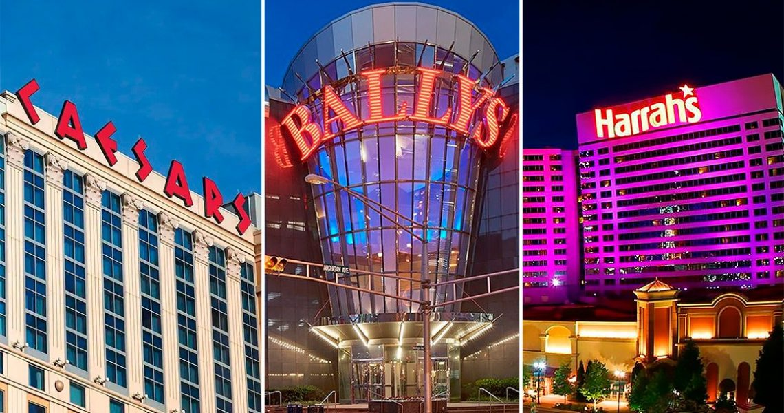 Caesars Entertainment to Open Atlantic City Properties on July 3