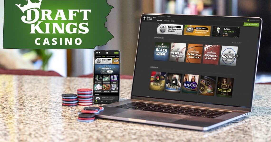 DraftKings Launches New Online Casino App in New Jersey