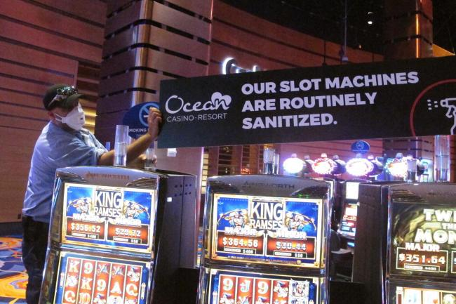 Ocean Casino Resort Preparing to Reopen on July 2