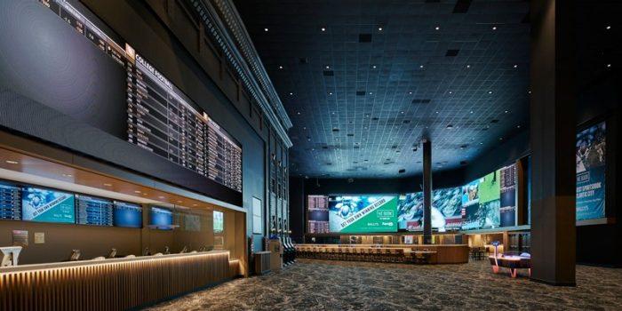 Caesars Gets Back to Work in Atlantic City Sans Sportsbooks