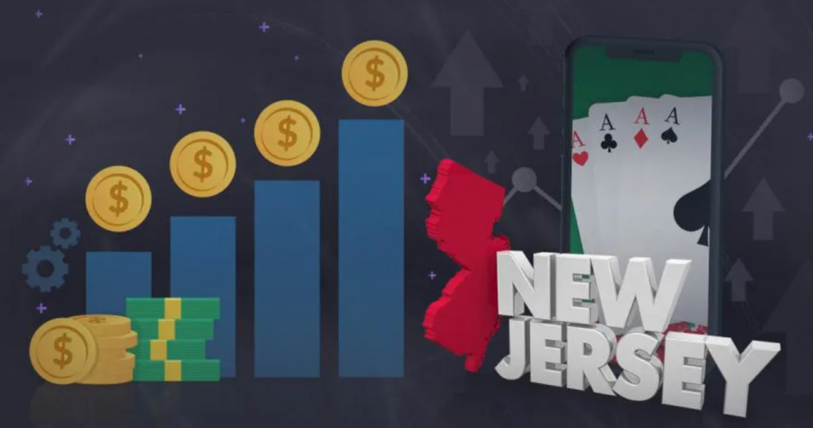 New Jersey Online Gambling Industry Continues to Thrive with Successful June