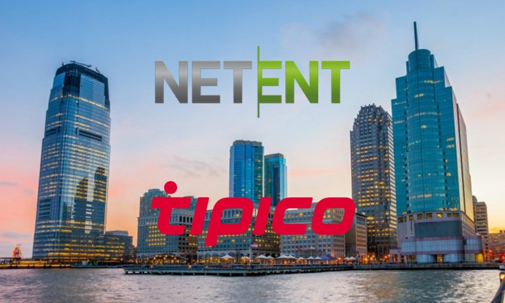 Tipico Signs Deal with NetEnt for Move Into New Jersey