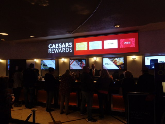 Tropicana Casino in Atlantic City Makes the Switch to Caesars Rewards