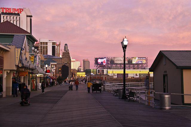Casino Relief Fund Effort Moves Forward in Atlantic City