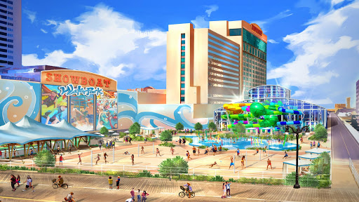Atlantic City Showboat Owner Wants Beach Bar Along with Indoor Water Park