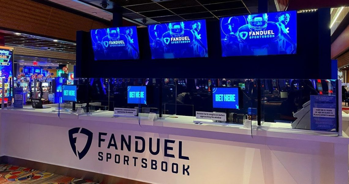 Bally's Casino in Atlantic City Opens Temporary FanDuel Sports Book