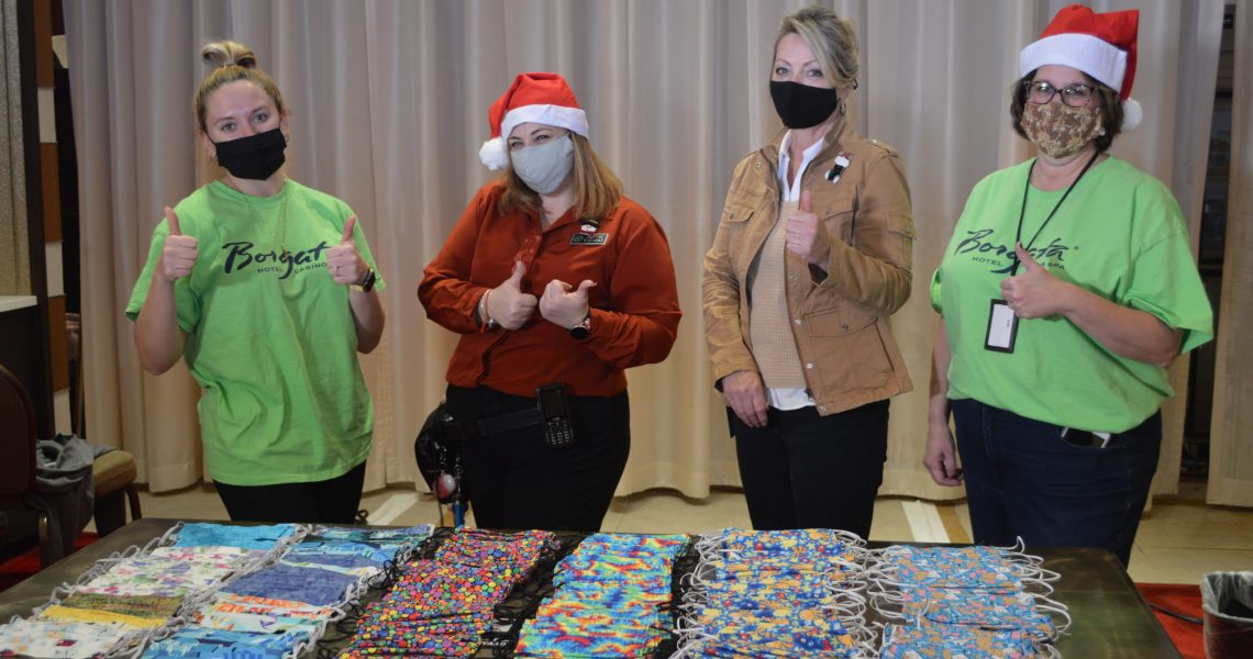 Borgata Casino Spreading Holiday Cheer with 12 Days of Giving