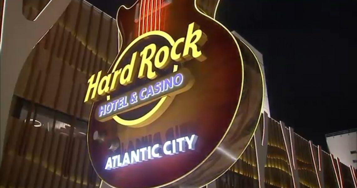 Hard Rock Casino Atlantic City Hit with Fine for Underage Gambling