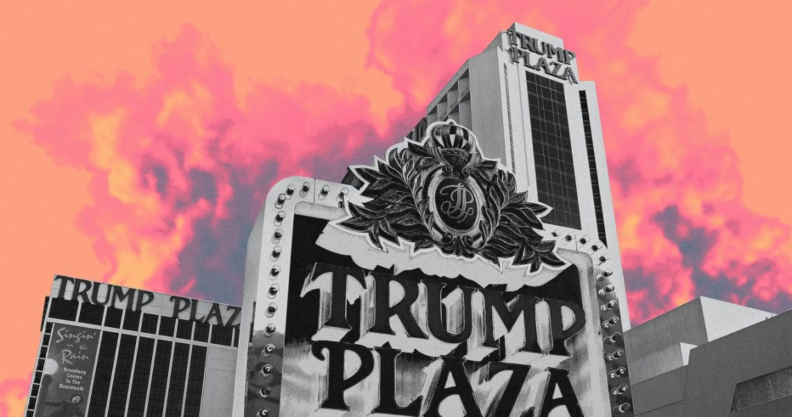 Who Wants to Blow Up Trump Plaza in Atlantic City?