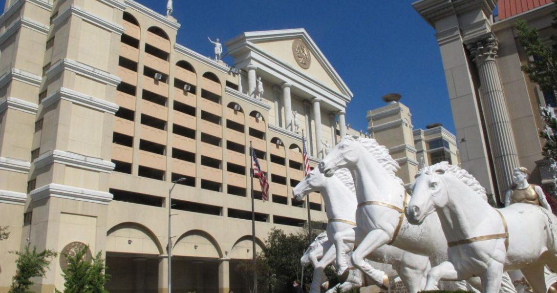Caesars Entertainment Shuffles Atlantic City Casino Leaders