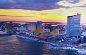 COVID-19 Restrictions Eased at Atlantic City Casino