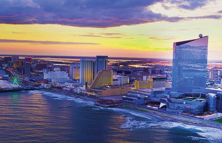 Atlantic City Revenues Drop 32% in February 2021