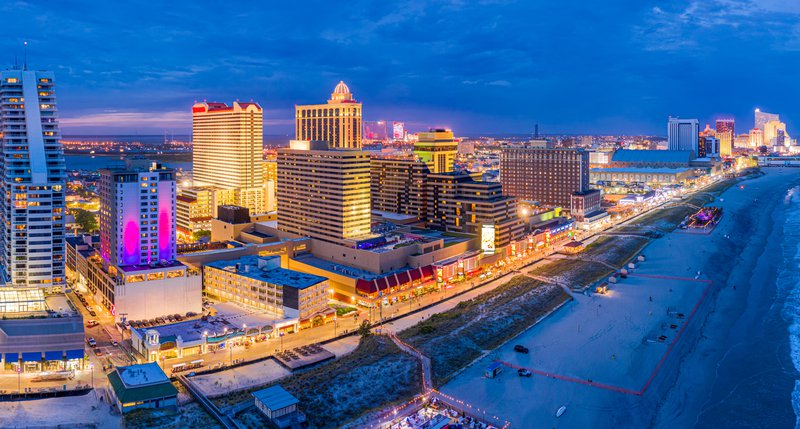 New Jersey Division of Gaming Enforcement Releases Land-Based First Quarter Totals